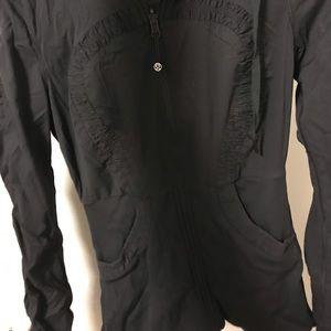 Lululemon studio dance jacket